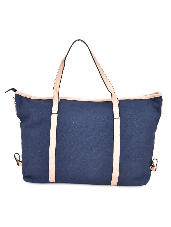 Buy Blue Canvas Handbag by M s Barevogue - Online shopping for Handbags in  India  b7e9b7de8f687