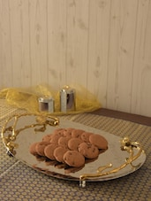 Trendy Platter Tray - Sage Koncpt