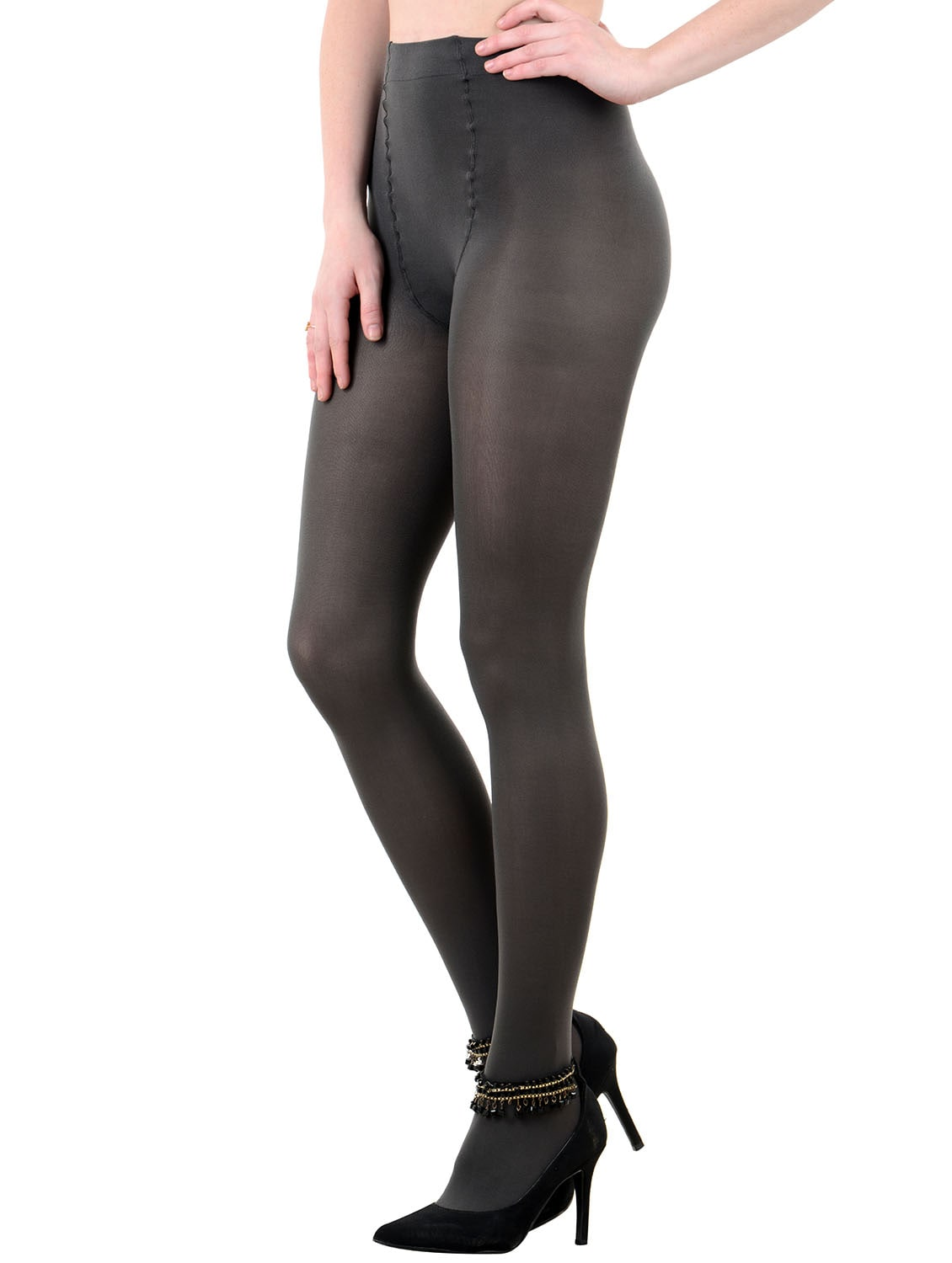 33a883cec97 Buy Grey Nylon Pantyhose for Women from Nxt 2 Skn for ₹390 at 0% off