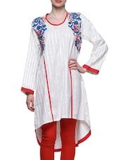 Pakistani Cotton Printed Kurti - Kurti Kala
