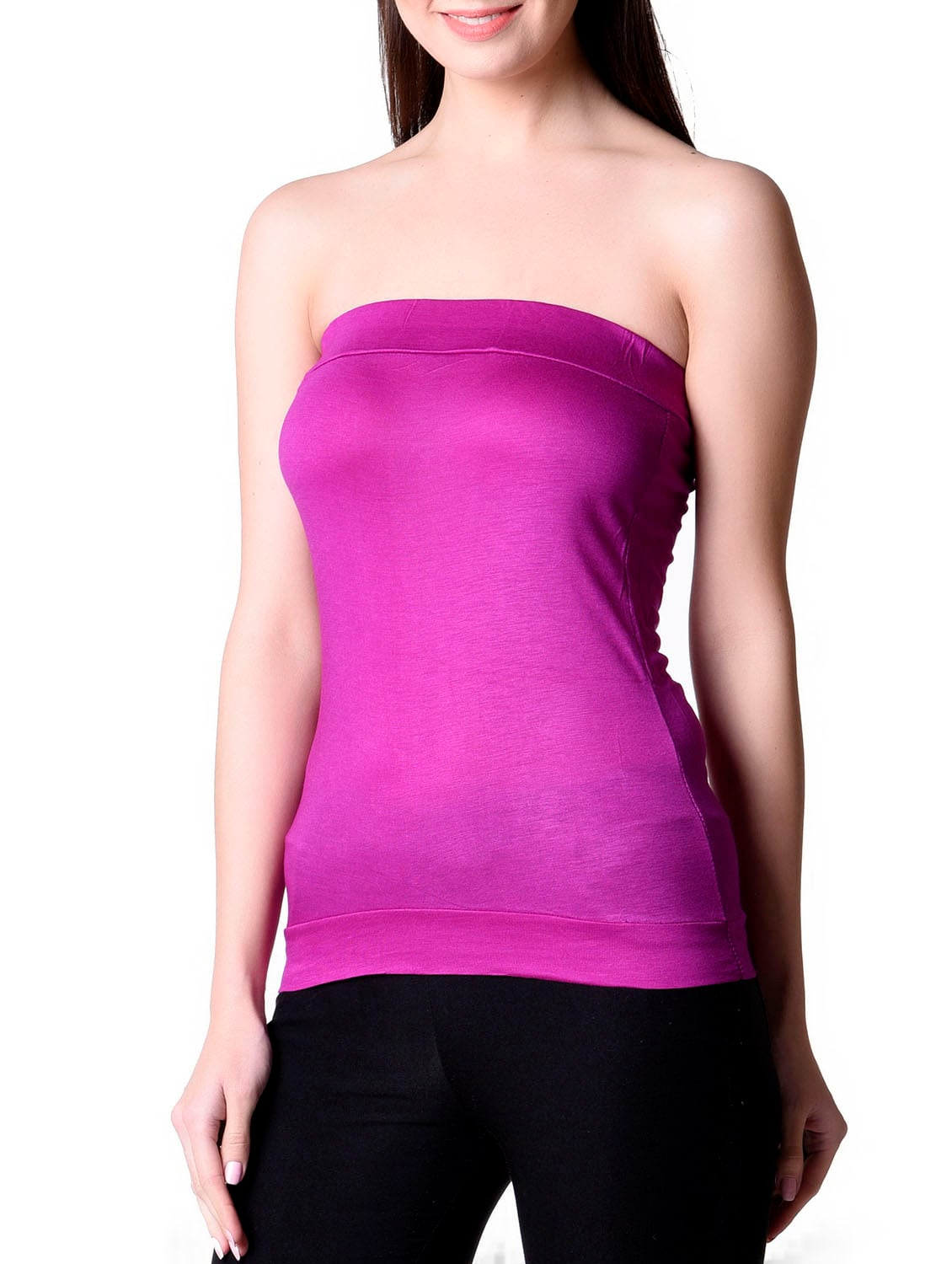 044e742749 Buy Purple Viscose Tube Top for Women from Numbrave for ₹228 at 60% off