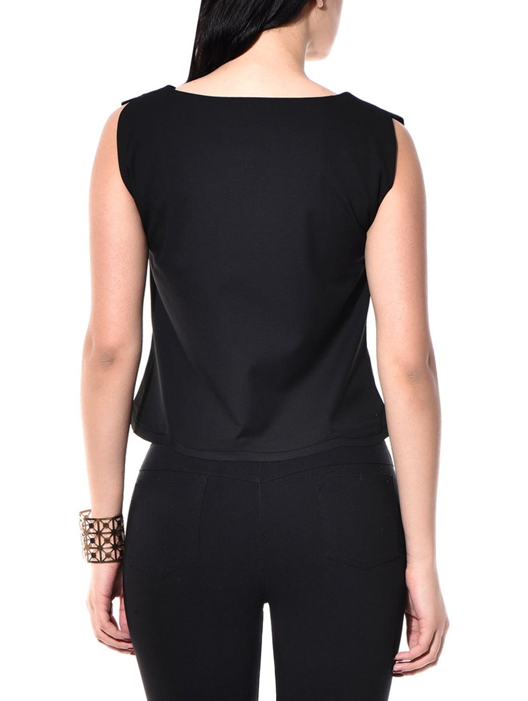 603fba26771db4 Buy Black Top by Kaaryah - Online shopping for Tops in India