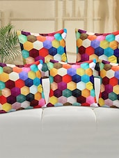 The Well Known House Of The Intellect Bazaar Brings This Elegant Yet Classy Set Of Cushion Cover For Your Ultimate Comfort. The - By