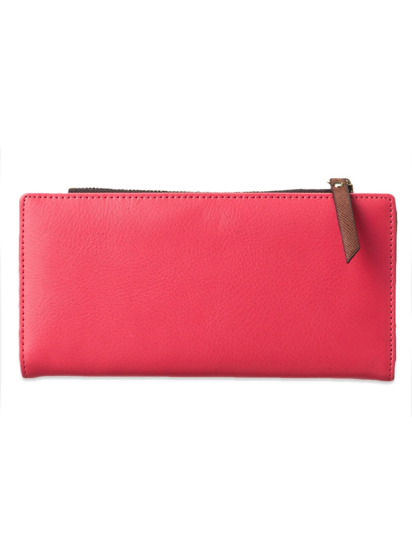 Synthetic Leather Casual Purse - Scoopstreet