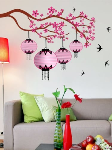 Wall Stickers and stickers - Buy Wall Decor for Bedroom & Living ...