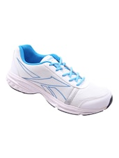 White Mesh Running Shoes Sports Shoe - By