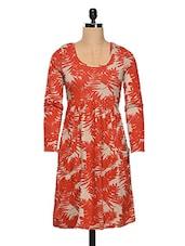 Printed Cotton Dress - SS