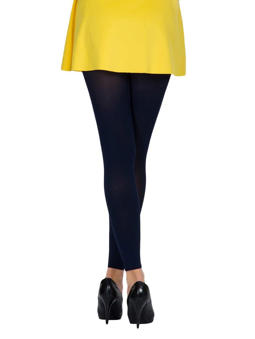 007e60bd0 Buy Navy Blue Nylon Leggings for Women from Wetex Premium for ₹450 at 55%  off