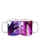 Colourful Hand Mug - Arcart