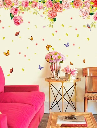 Wall Stickers - Buy Wall Decals & Stickers Online In India