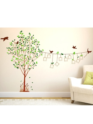 buy wall stickers family tree living room decal with blank photo