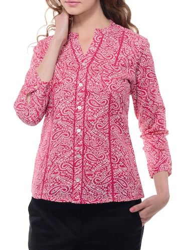 ee6dcf37be0 Shirts For Women - Upto 70% Off