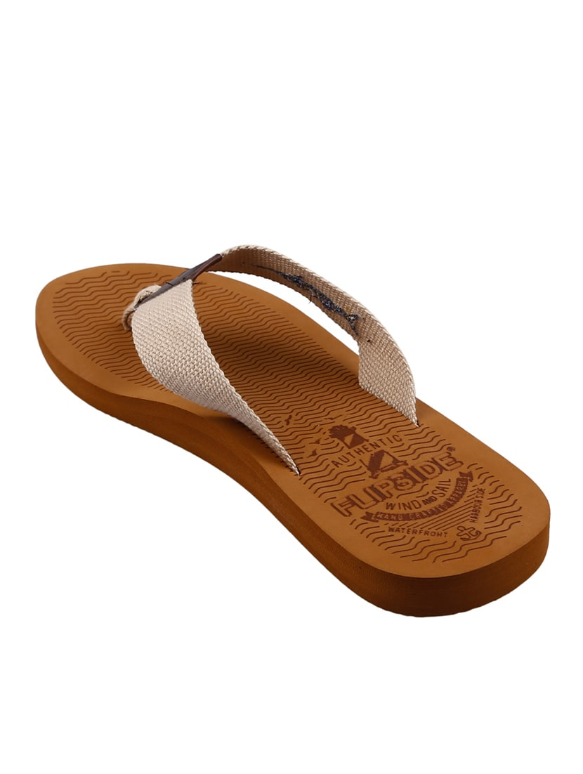 8bfa2cdf37ab Buy Brown Eva Slippers And Flip Flops for Men from Flipside for ₹499 at 0%  off