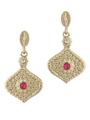 040399670 Buy Silver Diamante Necklace And Earring Set for Women from Zaveri Pearls  for ₹1646 at 67% off