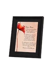 Pleased Photo Frame - Mothers Day Photo Frame - GIFTS110988 - By