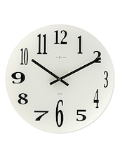 Mirror Glass Wall Clock - NeXtime