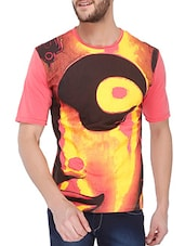 multi colored 100% cotton tshirt -  online shopping for T-Shirts