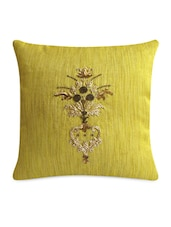 Embellished Cushion Cover - Per Inch