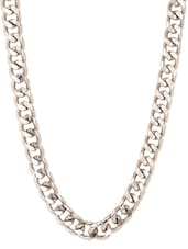 Interlinked Stainless Steel Chain - By