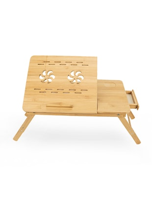 Home Belle Wooden Collapsible laptop table -  online shopping for wooden furniture