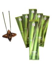 Pack Of 6 Fresh Bamboo Incense Sticks - Hosley