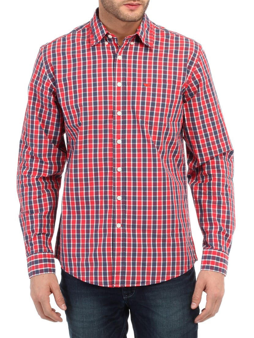 4cb0d547a88429 Red Tape Red Men's Casual Shirt