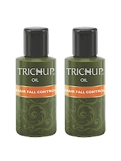 Trichup Hair Fall Control Herbal Hair Oil (100 Ml) (Pack Of 2) - By