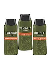 Trichup Hair Fall Control Herbal Hair Shampoo  (200 Ml) (Pack Of 3) - By