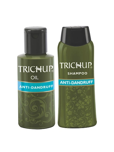 Trichup Anti-Dandruff Kit (Anti Dandruff Oil  (100ml), Anti Dandruff Shampoo (200ml)) - 10591647 - Standard Image - 1