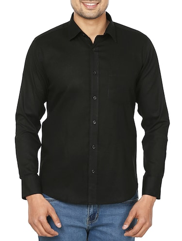 Buy Black Casual Shirts Blue Jeans Casual Blazer Shoes With Shoes