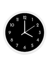 Round Shape  Wall Clock - Lab No. 4 - Wall Clocks