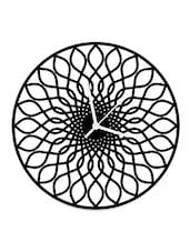 Spirograph Round Shape  Wall Clock - Lab No. 4 - Wall Clocks