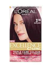 L'Oreal Paris Excellence Creme, Burgundy 316, 72ml+100g - By