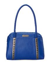 Blue Star Printed Handbag - Donna & Drew