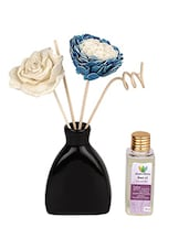 Black Ceramic Reed Diffuser - By