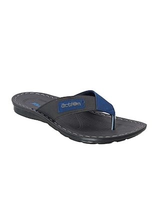blueolive leatherette flip flops -  online shopping for Flip Flops
