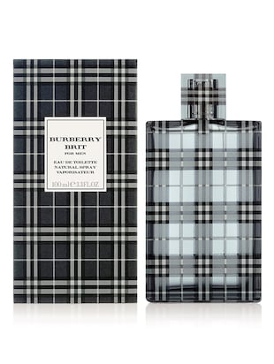 BURBERRY Brit EDT Perfume for Men 100ml -  online shopping for Men Perfumes