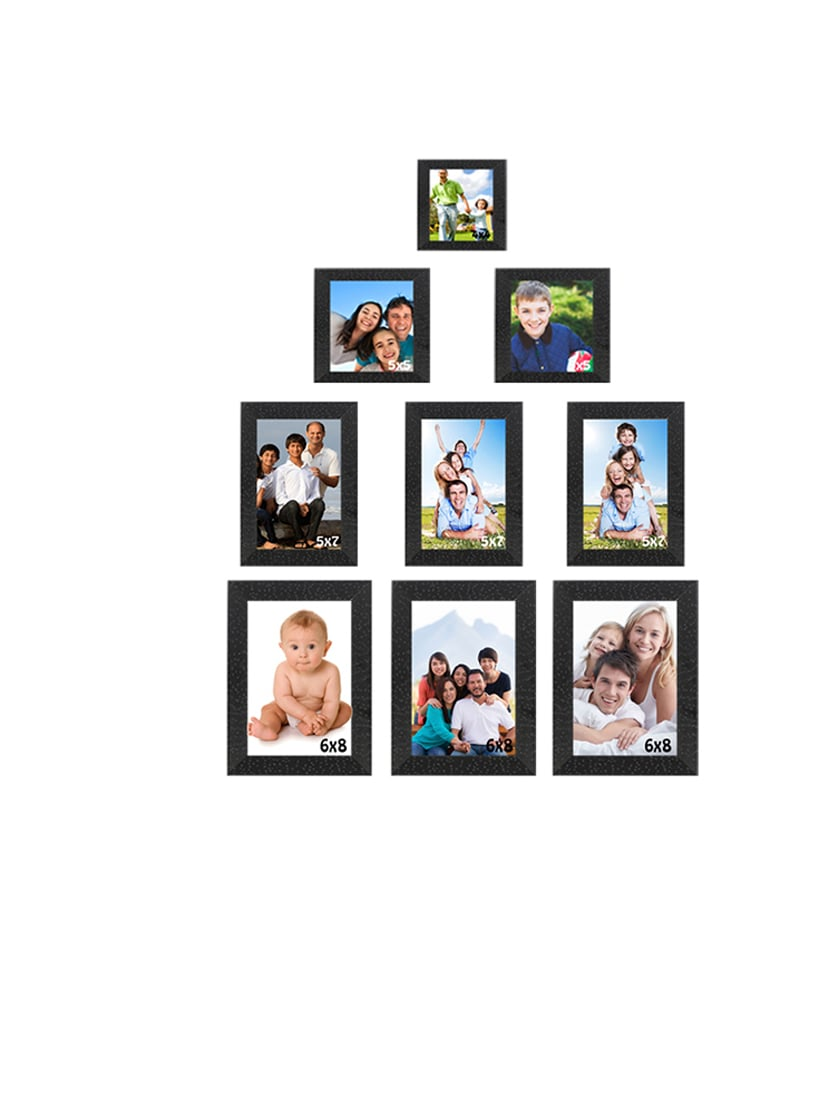 Buy Sifty Collection Collage Photo Frame(4x4) 1, (5x5) 2, (5x7) 3 ...