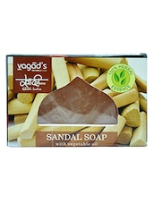 Khadi Sandal Soap[PACK OF 6] - By