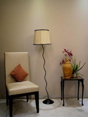 Buy jute round floor lamp by lavish online shopping for floor buy jute round floor lamp by lavish online shopping for floor lamps in india 10305805 aloadofball Gallery