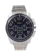 ROUND DAIL ANALOG WATCH -  online shopping for Men Analog Watches