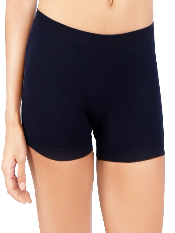 4d91daafe7bc9 Buy Navy Blue Cotton Shaper Thighs Shapewear by Novel Fashions - Online  shopping for Shapewear in India