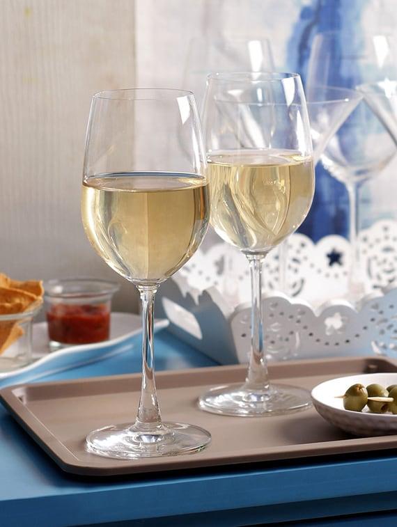 ocean madison 420 ml red wine glass   set of 6