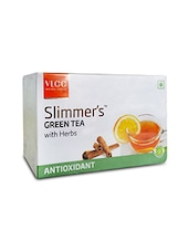 VLCC Slimmers Green Tea With Herbs - ANTIOXIDANT( 50 Packs) - By