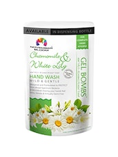 November Bloom - Chamomile And White Lily Hand Wash Refill Pouch ( 170 Ml ) - By