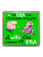 Quirky Quote Fridge Magnet - Thoughtroad - 1141346