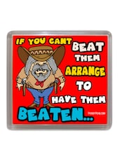 Quirky Quote Fridge Magnet - Thoughtroad - 1141358