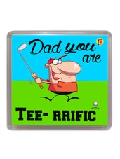 Quirky Quote Fridge Magnet - Thoughtroad