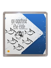 Motivational Quote Fridge Magnet - Thoughtroad