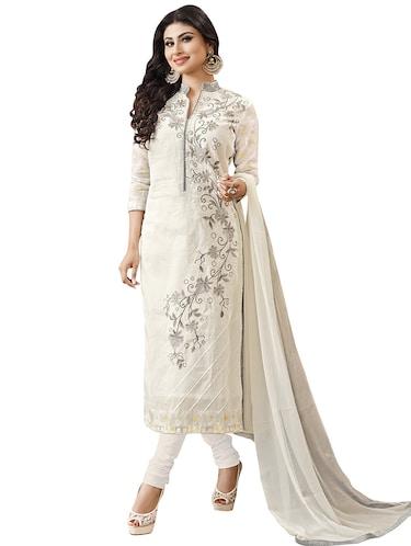 b9c28033959 White Suit- Buy White Salwar Suit